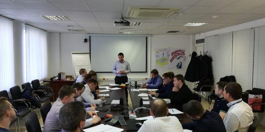 бизнес тренинг - мероприятия в Челябинске